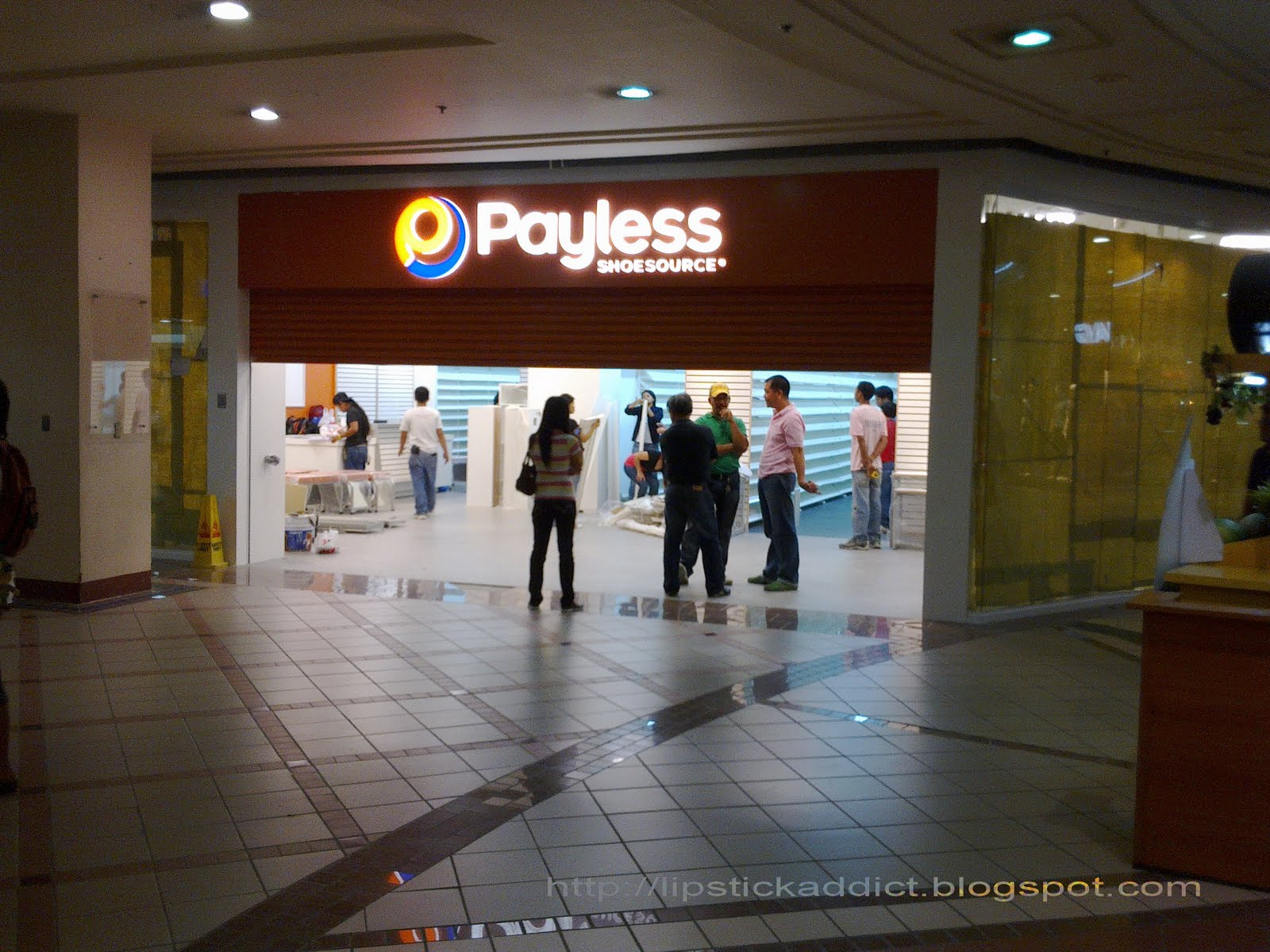 St. Vital Centre - Payless ShoeSource