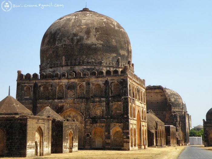 Tombs of Bahmani Kings