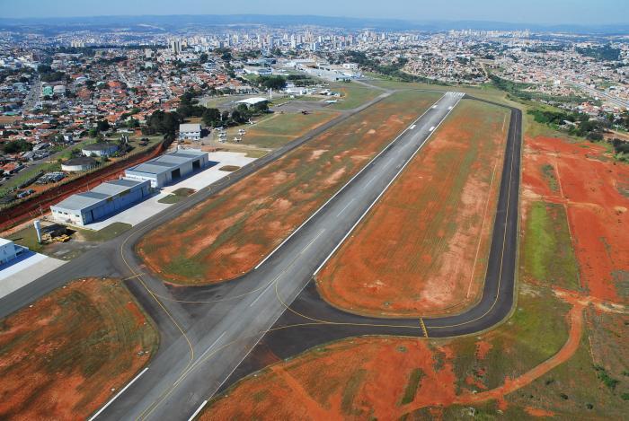 Aeroporto Sorocaba : Sorocaba airport