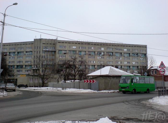 Файл:Общежитие №1 ХАИ.jpg — Википедия | 514x700