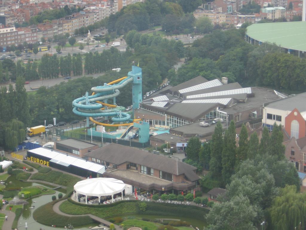Oceade brussels city of brussels for Brussels piscine