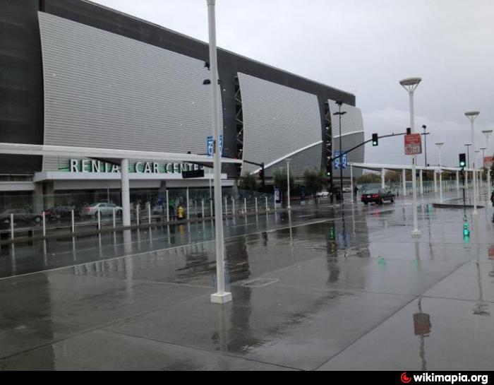 San Jose Airport Rental Car Center And Hourly Parking Lot 3 San