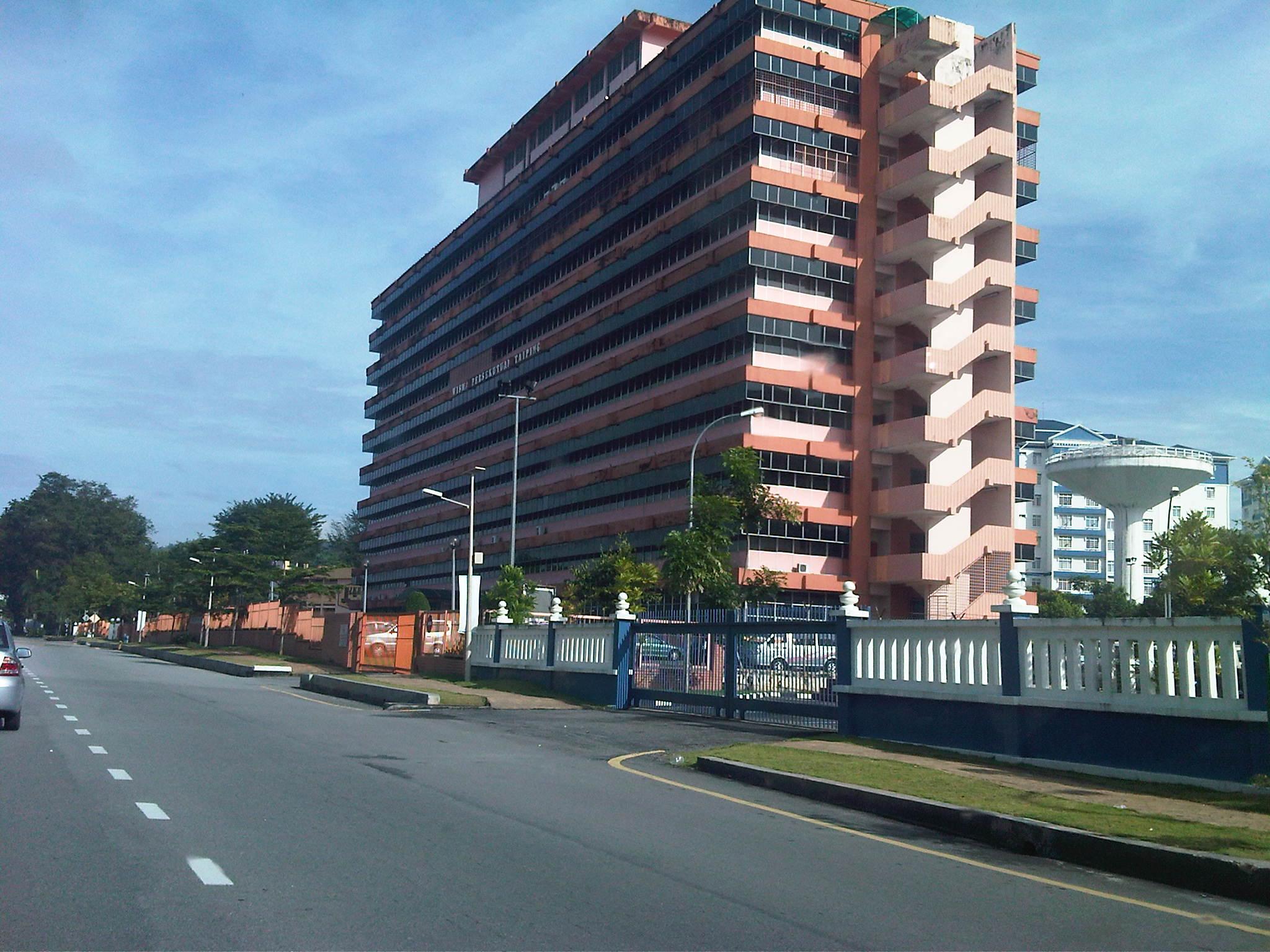Wisma Persekutuan Wisma Persekutuan Taiping