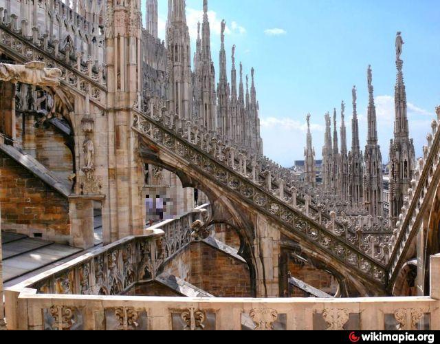 Terrazze del Duomo di Milano - Milano