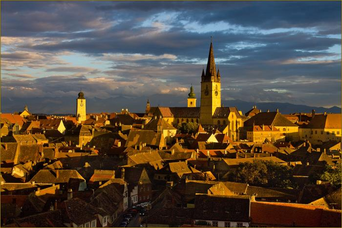 Datei:Orthodoxe Kathedrale in Sibiu-Hermannstadt, Detail ...  |Hermannstadt