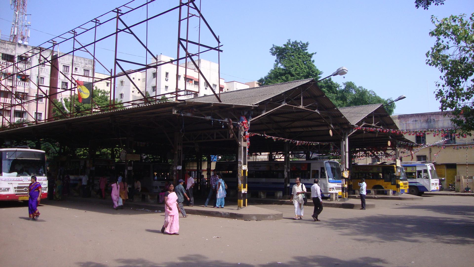 Chennai t nagar bus tamil grope 4