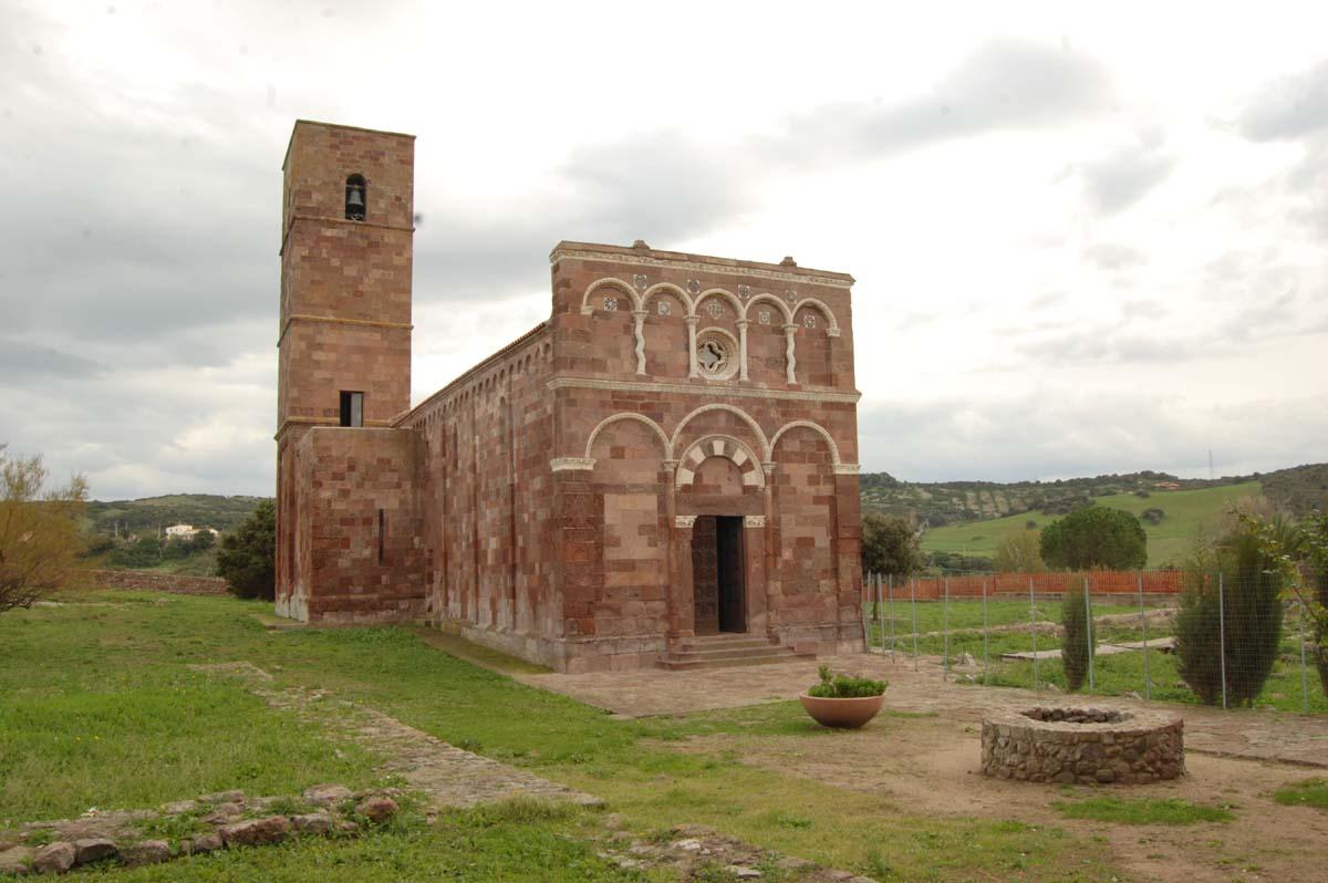 chiesa nostra Signora di Tregu pertinenze