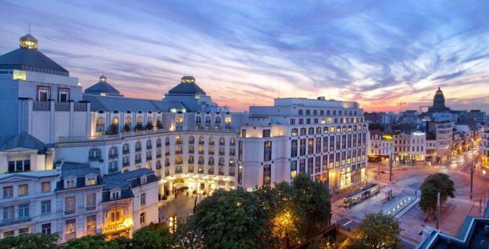 Steigenberger Grand Hotel Brussels