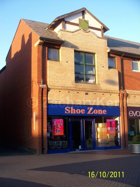 Faith Shoe Shop Manchester