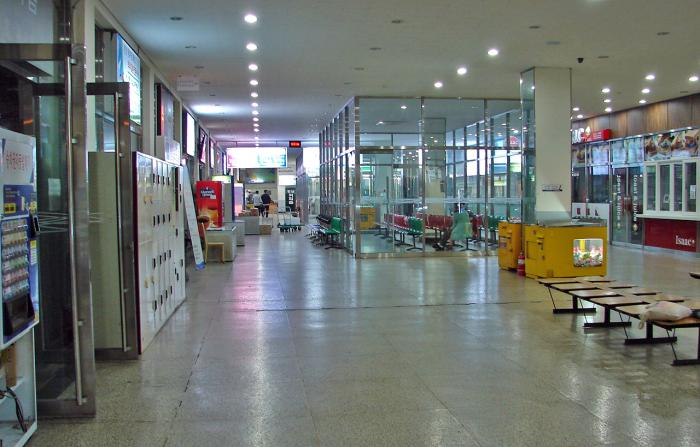 Suncheon Station