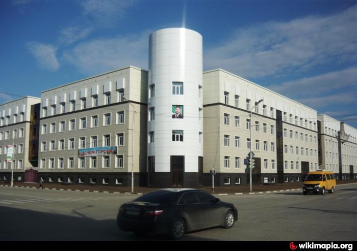 Грозненский государственный нефтяной