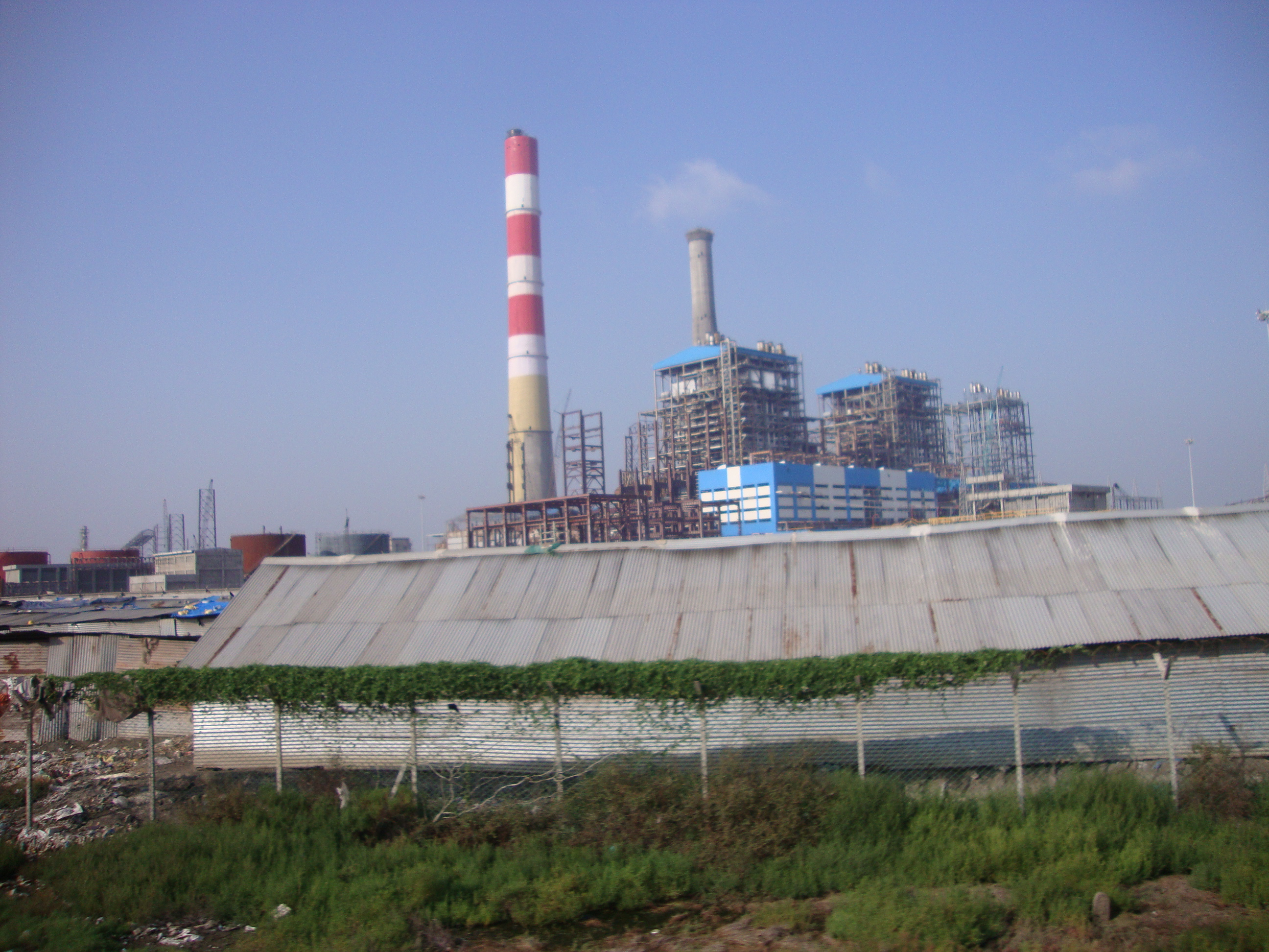 Thermal Power Station : Vallur conventional thermal power plant