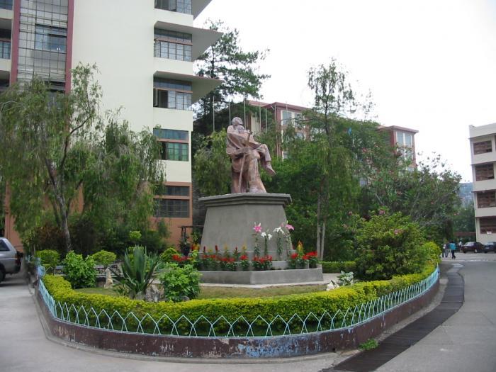 Saint Louis University - Baguio City - photo#4