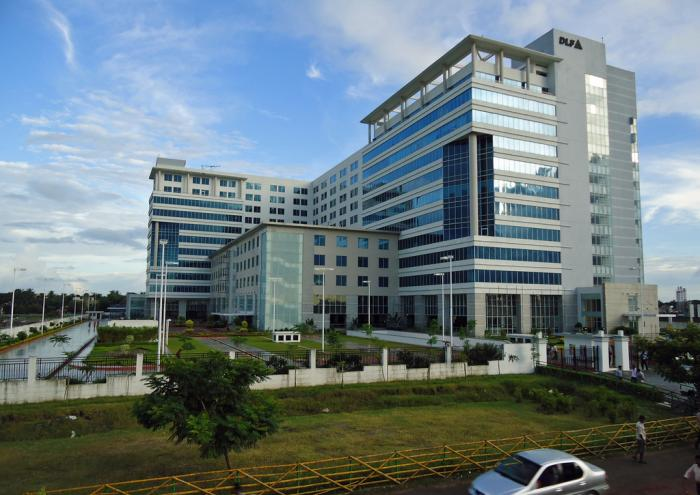 Dlf It Park Rajarhat Newtown 8 Major Arterial Road 08