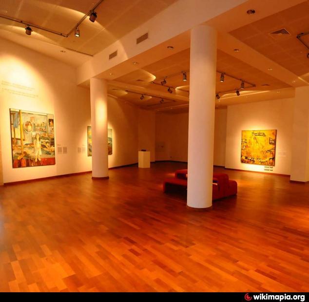 Ahmed Adnan Saygun Sanat Merkezi , izmir