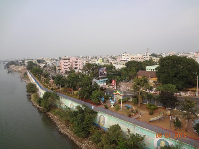 Rajahmundry India  city photos : city , mandal headquarter