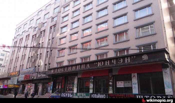 гостиница спутник фото суйфэньхэ