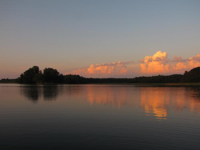 Озеро городновское рыбалка - d