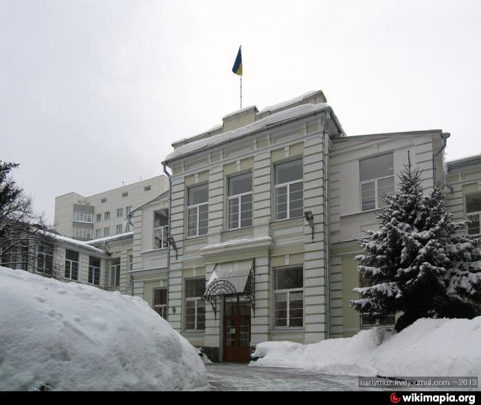 Картинки по запросу здание Национального института фтизиатрии и пульмонологии им. Яновского АМН Украины