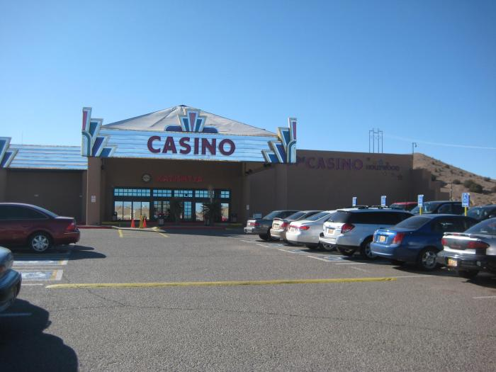 Casino hotel in new mexico pojoaque compulsive gambling side effect