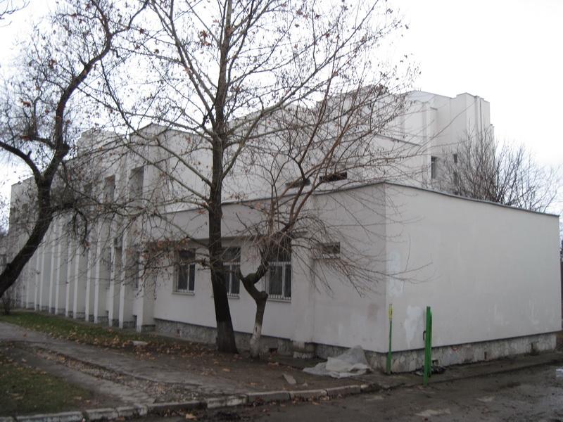 Клиника софийская 44