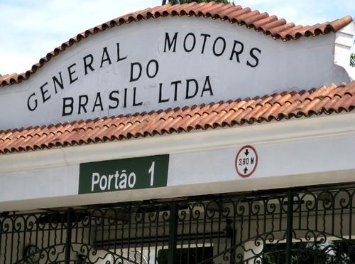 Resultado de imagem para General Motors em São Caetano
