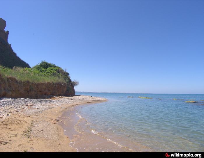 Дикі пляжі севастополь