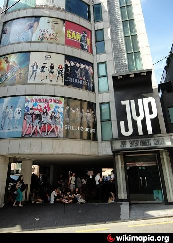 JYP Entertainment - Seoul