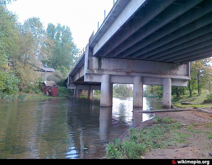 рыболовный мост