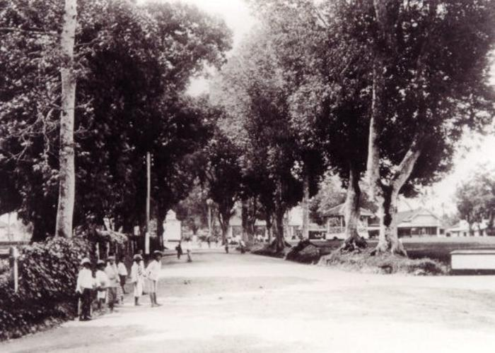 Lapangan Pancasilaalun Alun Salatiga