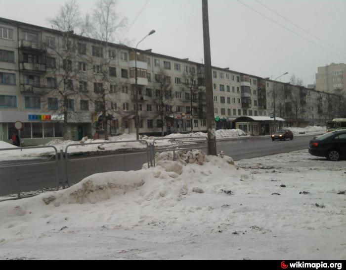 Псковская ул., 32 - Великий Новгород: http://wikimapia.org/20841965/ru/%D0%9F%D1%81%D0%BA%D0%BE%D0%B2%D1%81%D0%BA%D0%B0%D1%8F-%D1%83%D0%BB-32