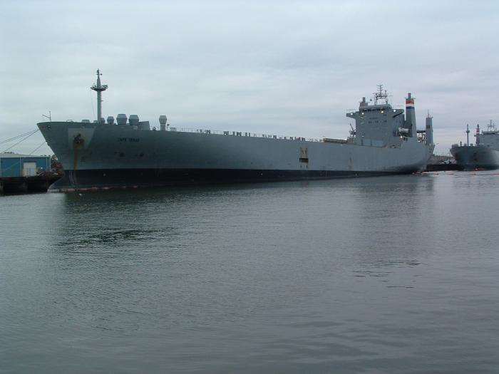 Galena Park (TX) United States  city photos : Cape T Class Ro Ro Cargo Ships Houston, Texas