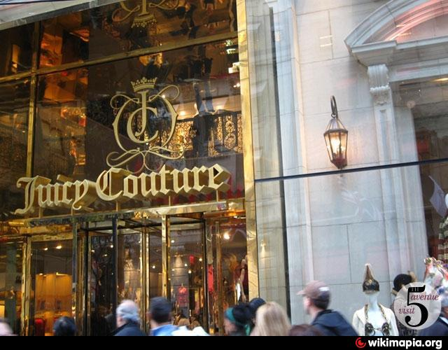 Juicy Couture (New York City, New York