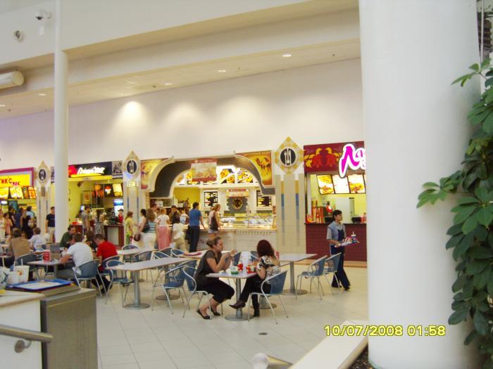 кафе и рестораны возле метро теплый стан