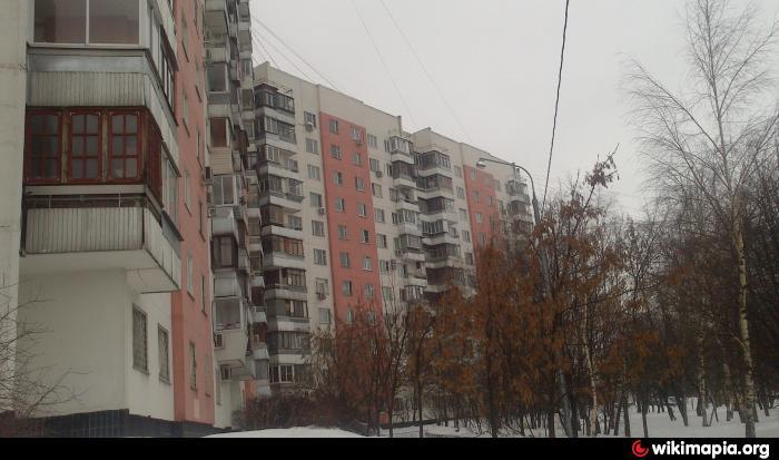 бул. Яна Райниса, 47 корпус 1 - Москва многоквартирный жилой дом