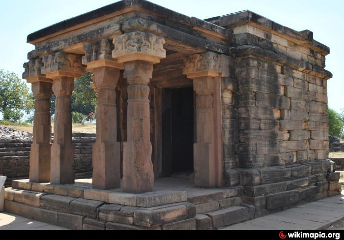 Gupta Temple 18 - Sanchi | ancient, historic ruins