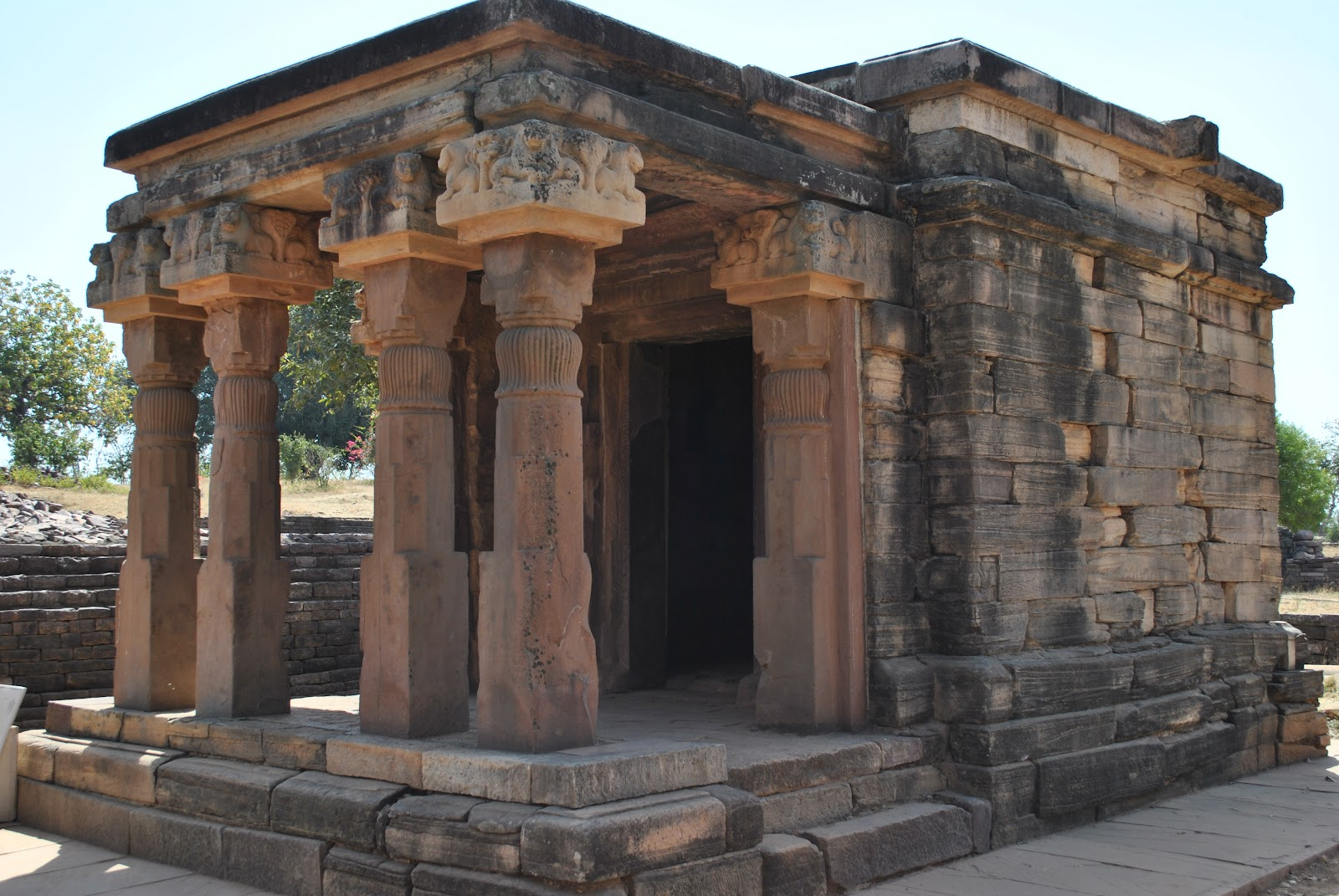Gupta Temple Sanchi Gupta Temple 18 Sanchi