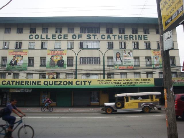 College Of Saint Catherine 59