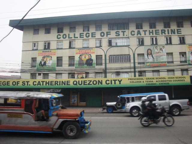 College Of St Catherine 118