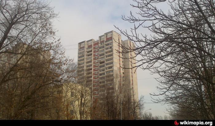 Ул. свободы, 71 - москва.