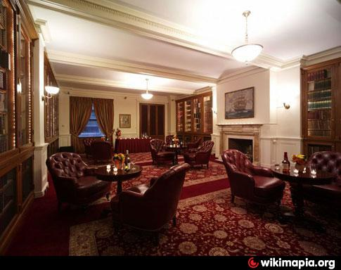 Image result for university club nyc Lounge room
