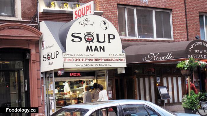 Soup Kitchen New York Seinfeld