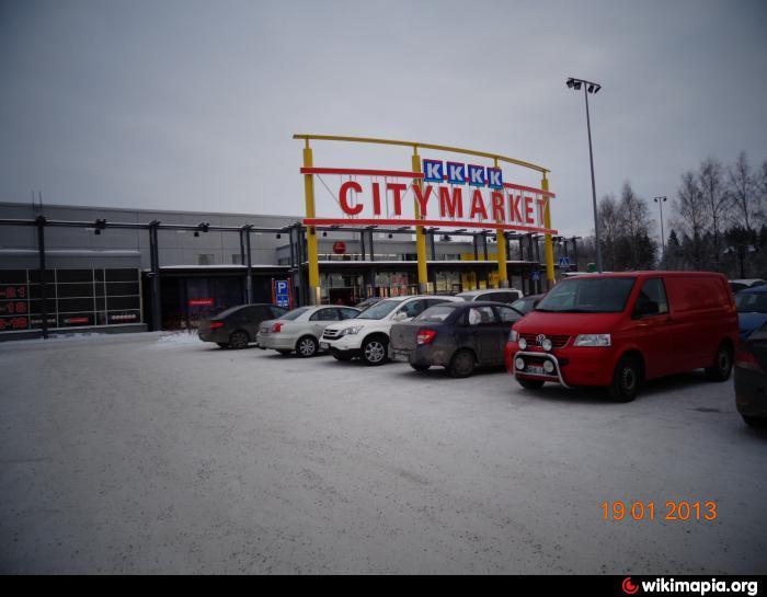 K Market Imatra