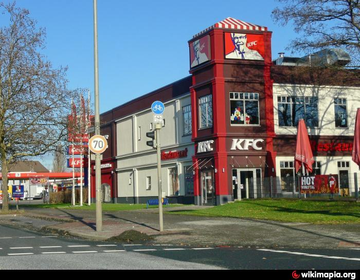 Kfc In Hannover