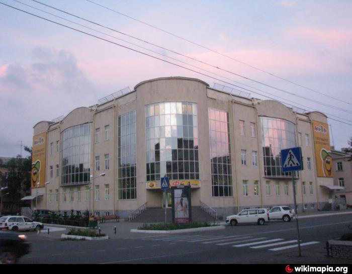 Медицинский центр на русском