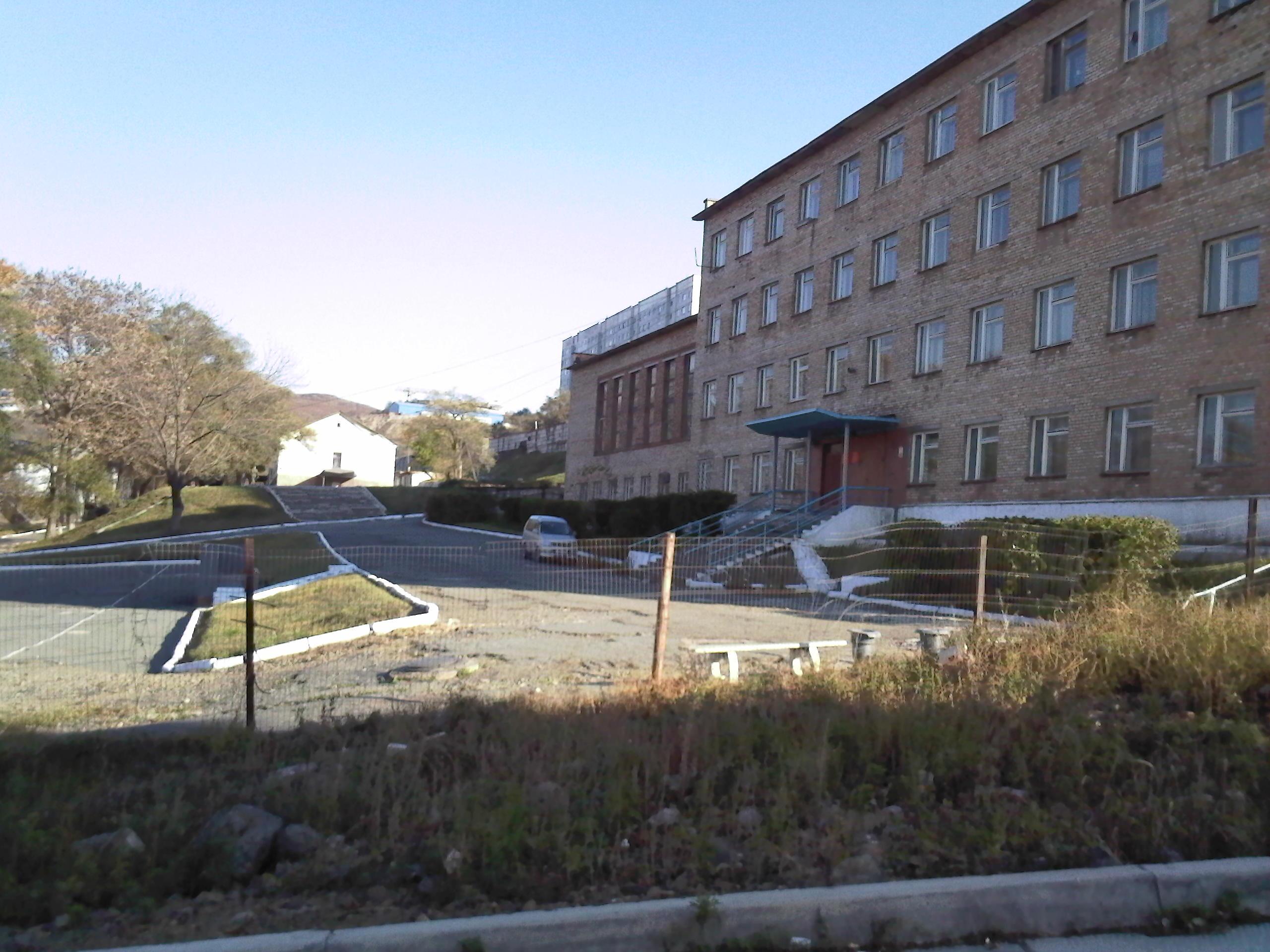фото во владивостоке военная часть