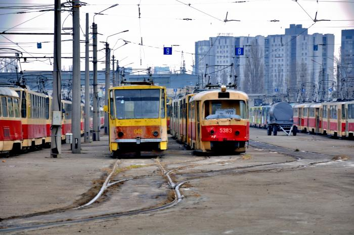 Картинки по запросу кп харківське трамвайне депо