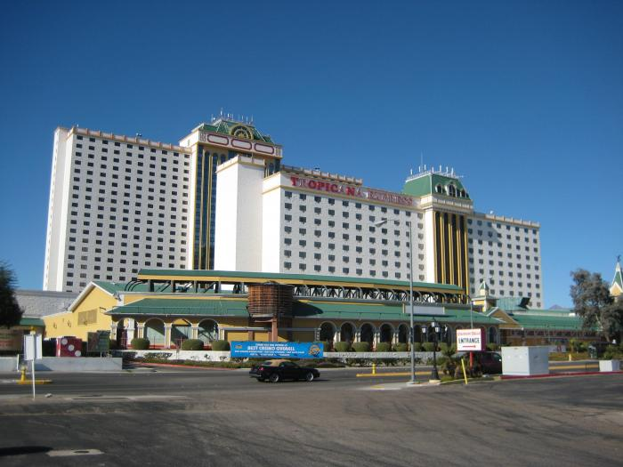tropicana laughlin hotel and casino