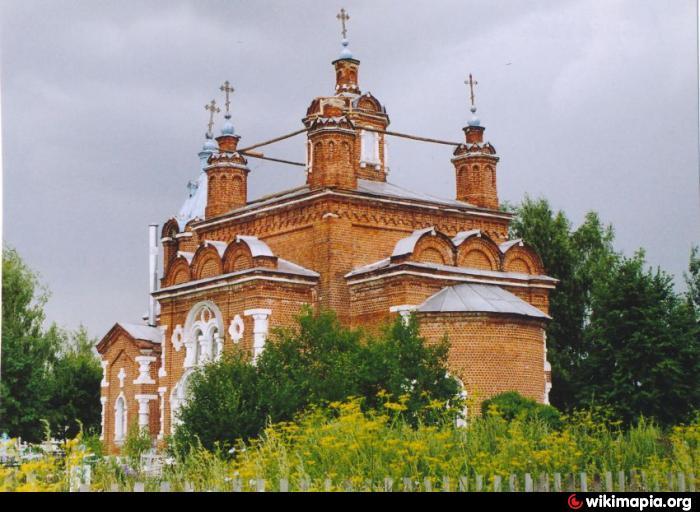 Церковь Иверской иконы Божией Матери ...: wikimapia.org/26962974/ru/Церковь-Иверской...