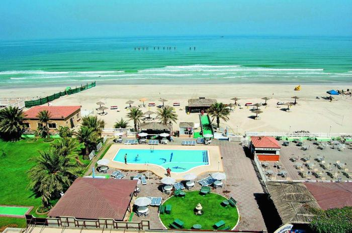 Beach Hotel Sharjah Contact Number